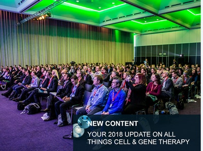 New Content: Your 2018 update on all things Cell & Gene Therapy