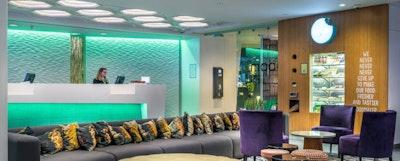 MedTech Summit - Hotel NH Brussels Bloom Interior