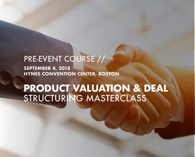 Product Valuation and Deal Structuring Masterclass