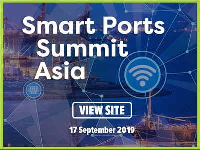 Smart Ports Summit Asia Event