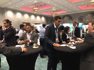 LTE Voice Summit 2017 - Networking Drinks