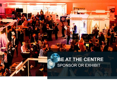 BE AT THE CENTRE OF THE EVENT SPONSOR OR EXHIBIT