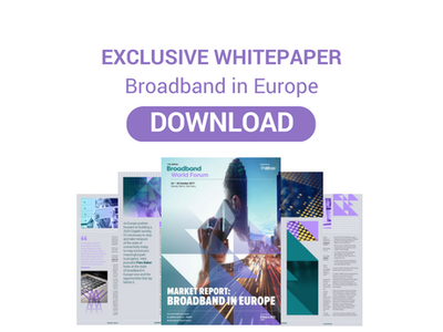 Download our Exclusive Whitepaper: Broadband in Europe