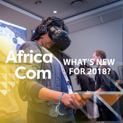 All the new tech and telecoms features at AfricaCom 2018